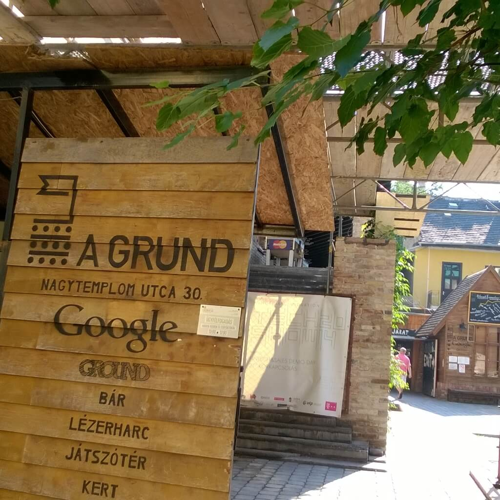 Google Ground, Google grund