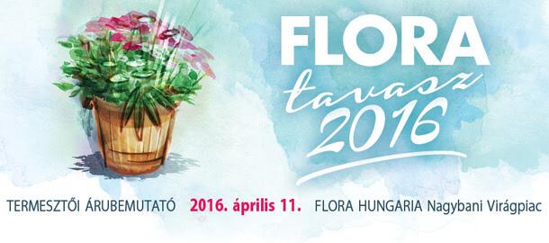 Flora Tavasz 2016