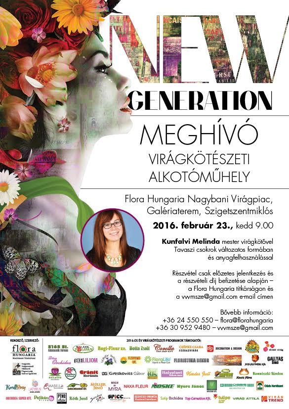 New Generation - Kunfalvi Melinda
