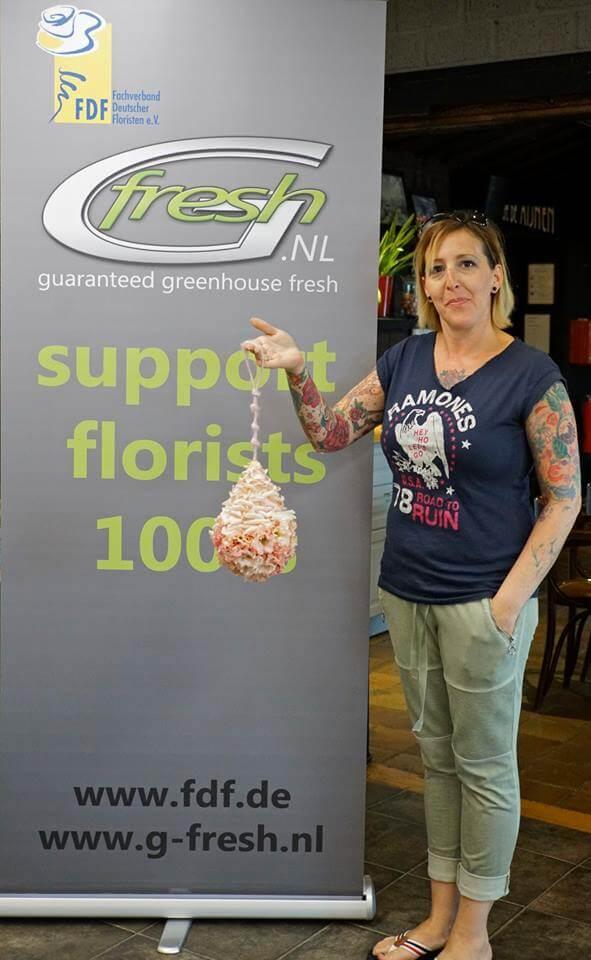 Kürtös Réka, Floral Fundamentals